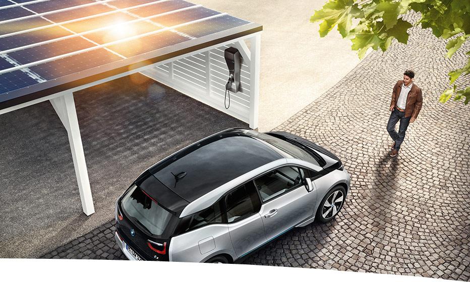 BMW домашние аккумуляторы MyReserve