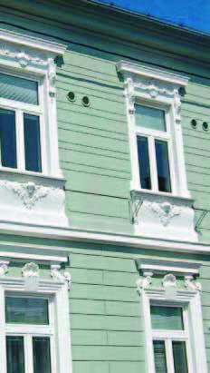 кондиционер на фасаде исторического здания