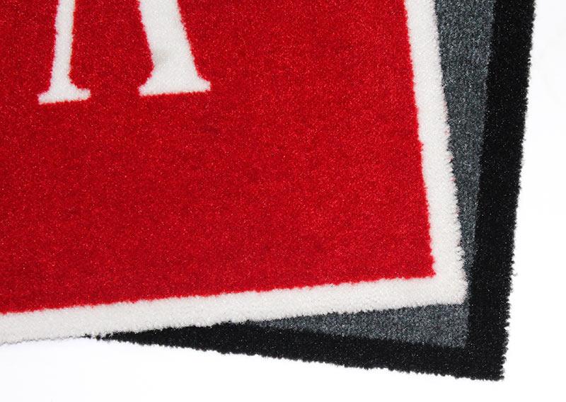 Печать логотипа на коврике в Тбилиси